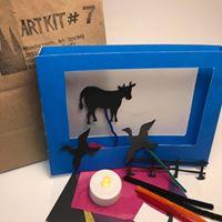 Creative Outreach Art Kit 7 Wonder'neath Art Society